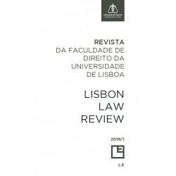 Revista da Faculdade de Direito da Universidade de Lisboa | Lisbon Law Review - Ano LX,...