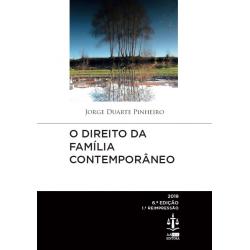 O Direito da Família Contemporâneo 6.ª Edição