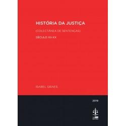 História da Justiça - (Colectânea de Sentenças) Século...