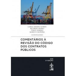 Comentários à Revisão do Código dos Contratos Públicos 3.ª Edição