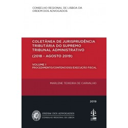 Coletânea de Jurisprudência Tributária do Supremo Tribunal Administrativo