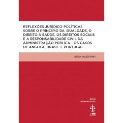 Reflexões Jurídico-Políticas sobre o Príncipio da...