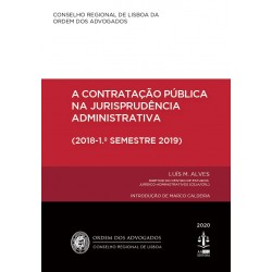 A Contratação Pública na Jurisprudência Administrativa