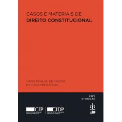 Casos e Materiais de Direito Constitucional 2.ª Edição