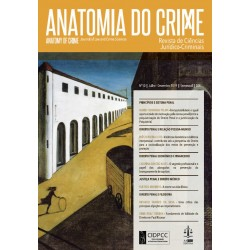 Anatomia do Crime n.º 10 - 2019