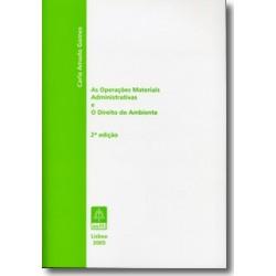As Operações Materiais Administrativas e o Direito do...