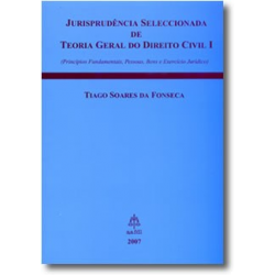 Jurisprudência Selecionada de Teoria Geral do Direito Civil I