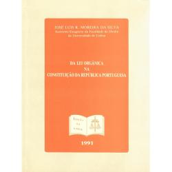 Lei Orgânica na Constituição da República Portuguesa