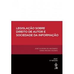 Legislação sobre Direito de Autor e Sociedade de Informação
