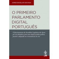 O Primeiro Parlamento Digital Português