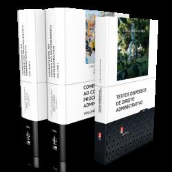 Pack Comentários ao Código do Procedimento Administrativo 2 Volumes (com oferta)