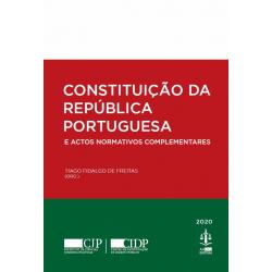 Constituição da República Portuguesa e Actos Normativos...