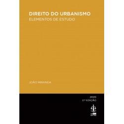 Direito do Urbanismo - Elementos de Estudo 2.ª Edição