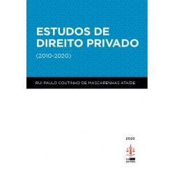 Estudos de Direito Privado (2010 - 2020)