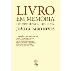 Livro em Memória do Professor Doutor João Curado Neves