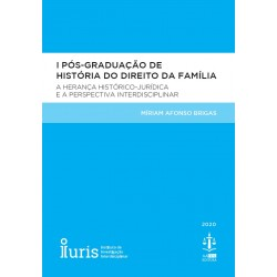 I Pós-Graduação de História do Direito da Família