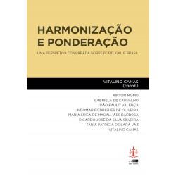 Harmonização e Ponderação - Uma Perspectiva Comparada...
