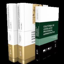 Pack Comentários a Legislação Processual Administrativa 2...