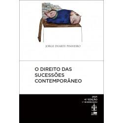 O Direito das Sucessões Contemporâneo 4.ª Edição