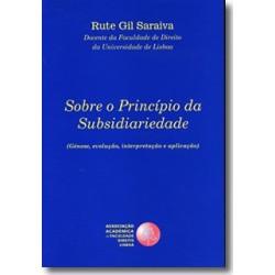 Sobre o Princípio da Subsidariedade