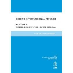 Direito Internacional Privado Volume II - 4.ª Edição