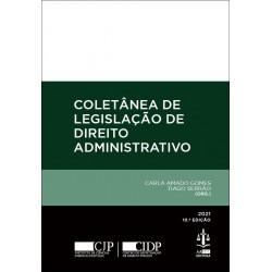 Coletânea de Legislação de Direito Administrativo 10.ª...