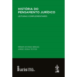 História do Pensamento Jurídico - Leituras Complementares