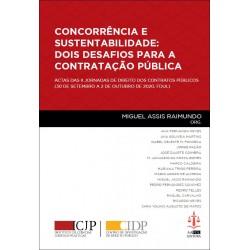 Concorrência e Sustentabilidade: Dois Desafios para a Contratação Pública