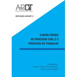 O Novo Código de Processo Civil e o Processo do Trabalho