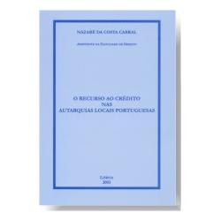 O Recurso ao Crédito nas Autarquias Locais Portuguesas