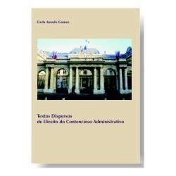 Textos Dispersos de Direito do Contencioso Administrativo
