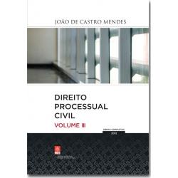 Direito Processual Civil - Volume III
