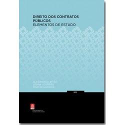 Direito dos Contratos Públicos - Elementos de Estudo