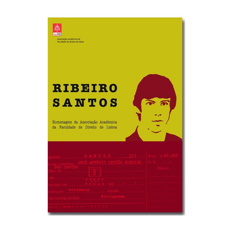 Ribeiro Santos - Homenagem da Associação Académica da Faculdade de Direito de Lisboa