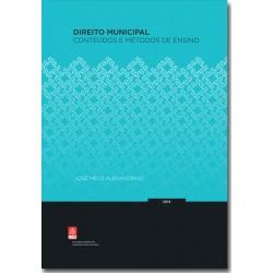 Direito Municipal - Conteúdos e Métodos de Ensino