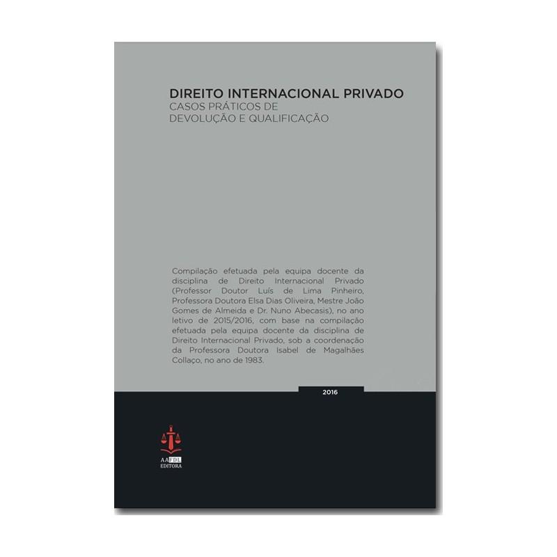 Direito Internacional Privado - Casos Práticos de Devolução e Qualificação