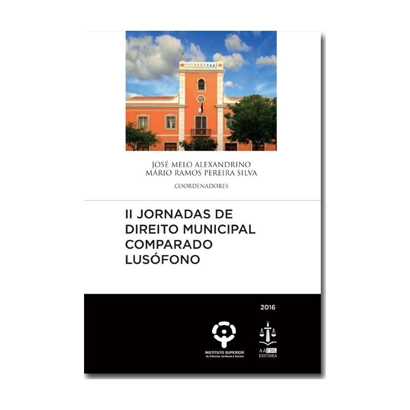 II Jornadas de Direito Municipal Comparado Lusófono